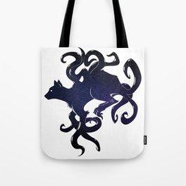 Cosmic Cat Tote Bag