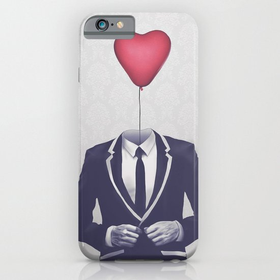 Mr. Valentine iPhone & iPod Case