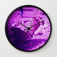 camel Wall Clocks featuring Camel by Cass Burton