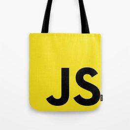 Javascript logo Tote Bag