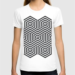 hexagon T-shirt