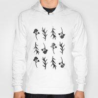 plants Hoodies featuring plants by Ingrid Winkler