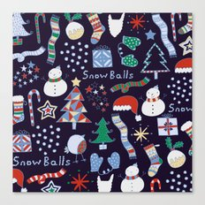 Christmas Fun Canvas Print