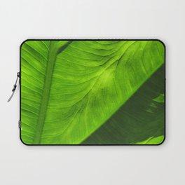 Tropical Green Laptop Sleeve