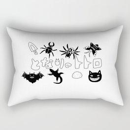 Ghibli bugs II Rectangular Pillow
