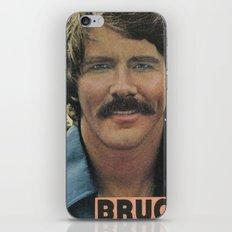 Bruce iPhone & iPod Skin