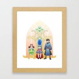 Ni No Kuni II Framed Art Print