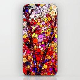 Planting Cherry Trees iPhone Skin