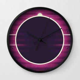 Jupiter - Jovian Rings Wall Clock