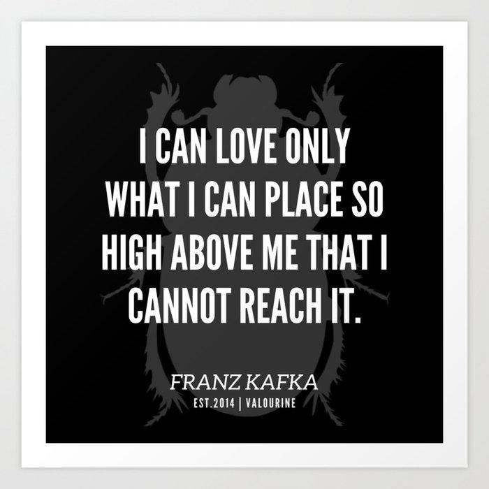 79| Franz Kafka Quotes | 190517 Art Print by quotesandsayings