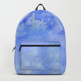 Hometown Celle in blue Backpack