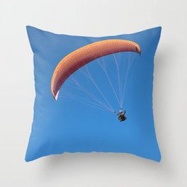 French Alps 4 Throw Pillow
