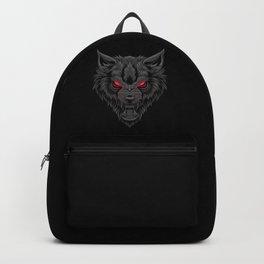 Fenrir Wolf - Viking Symbol - Norse Mythologie Backpack