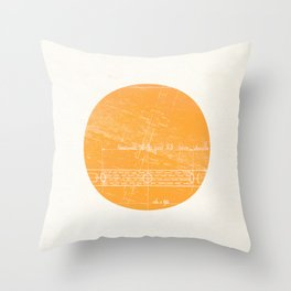 Venus I Throw Pillow