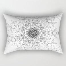 mandala - muse 3 Rectangular Pillow