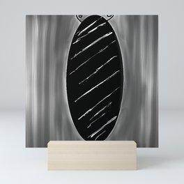 Onyx Illusion Mini Art Print