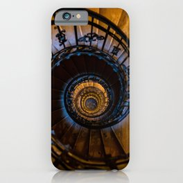Stairway to Budapest iPhone Case