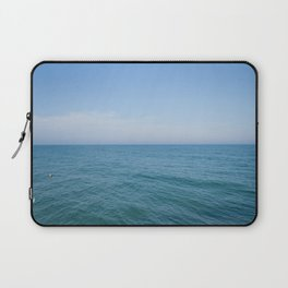 Floating to Blue Laptop Sleeve