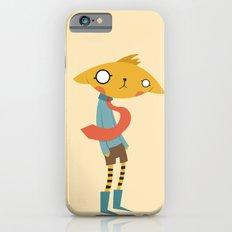 Cat with Tie iPhone 6s Slim Case