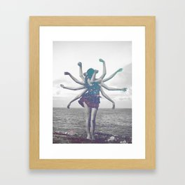 Arms Framed Art Print