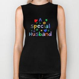 A Special Husband Biker Tank