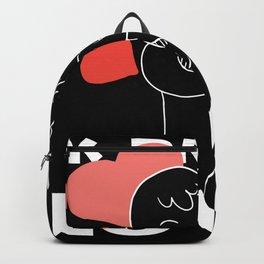 K Drama Love Backpack