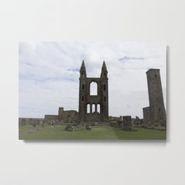 St. Andrews Cathedral Metal Print