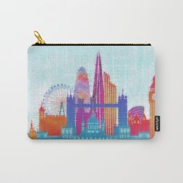 London Dreams  Carry-All Pouch