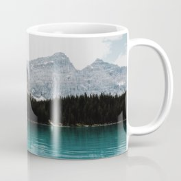 Lake Moraine, Banff National Park Coffee Mug