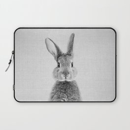 Rabbit - Black & White Laptop Sleeve