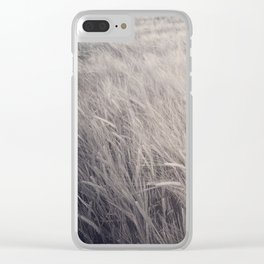 The Wind that Shakes the Barley Clear iPhone Case