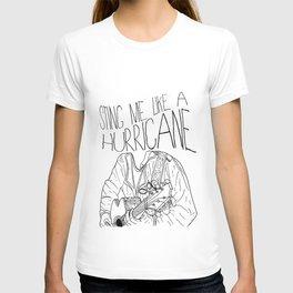 Robert J. Hunter Vs. Anything Goes! T-shirt