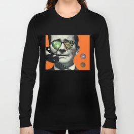 Atomic Eye Long Sleeve T-shirt