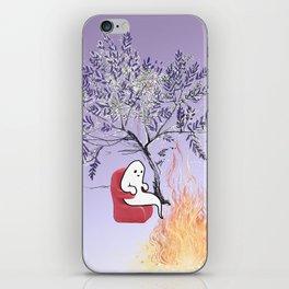 Ghostie's Retirement iPhone Skin