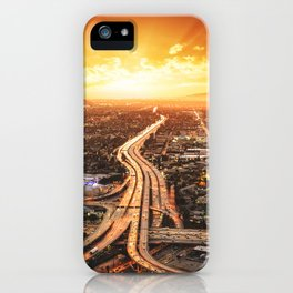 junction in los angeles iPhone Case