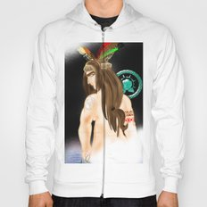 The Indian. Hoody
