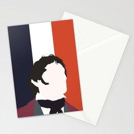 COURFEYRAC – LES MISÉRABLES Stationery Cards