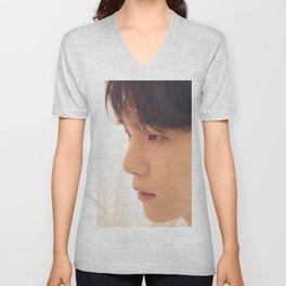 Suga / Min Yoon Gi - BTS Unisex V-Neck