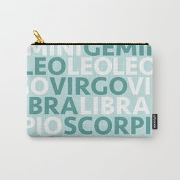 Star Signs Carry-All Pouch
