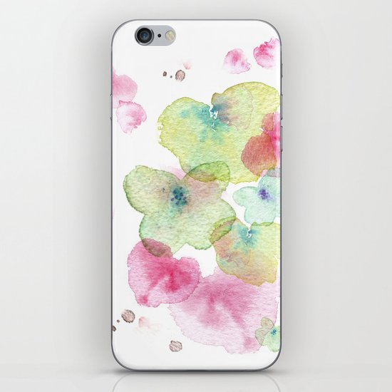Butterfly effect 2 iPhone & iPod Skin