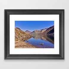 Wastwater - Lake District Framed Art Print