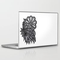 ornate Laptop & iPad Skins featuring Ornate  by Shivani C