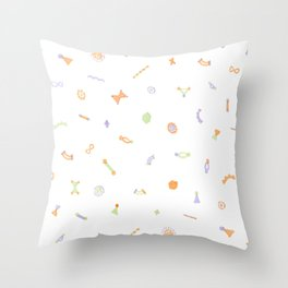pico Throw Pillow