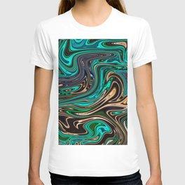 Gorgeous Marble Style - Paradise T-shirt
