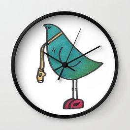 Birdie Referee Wall Clock