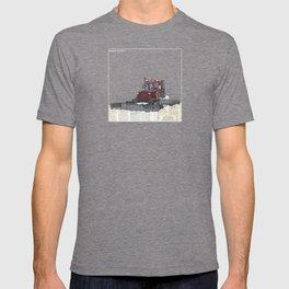 Snowcat No.1 T-shirt