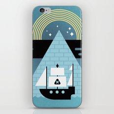Born to Explore Pt4 iPhone & iPod Skin