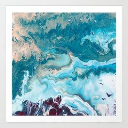 Arctic Art Print
