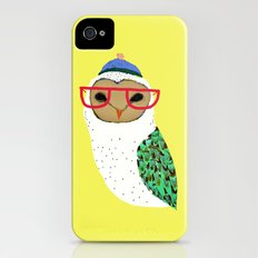 I Love Owls Slim Case iPhone (4, 4s)