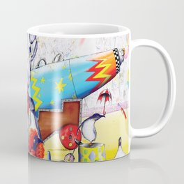 Circus Penguins Coffee Mug